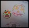 Day of the dead crafts for kids da de los artes muertos for Day of the dead crafts for preschoolers