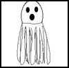 "Balloon    Ghost Craft <span class=""western"" style="" line-height: 100%""> : Day of the Dead Crafts for Kids</span>"
