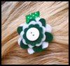 Felt   Hair Barrettes   : How to Personalize Your Hair Barrettes