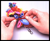 Balloon   Barrette  : Hair Barrettes Decoration Crafts for Girls