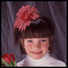 Pinwheel   Barrette  : Hair Barrettes Decoration Crafts for Girls