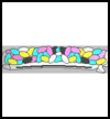 Jelly   Bean Dazzler  : Decorate Hair Barrettes Ideas for Kids
