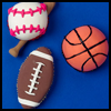 Sports Magnets : Ideas for Decorating School Lockers