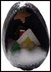 Christmas Scene Ornament Diorama Arts & Crafts Project