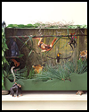 Jungle Safari Diorama Craft for Kids