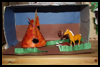 ndian Campsite Diorama Arts & Crafts Idea for Kids