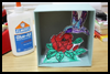 Bird & Flower Diorama Craft Activity for Kids