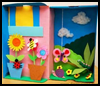 Garden Diorama Crafts Project for Kids