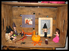 Halloween Diorama Photo Crafts Idea