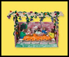 Family Food Favorites Diorama Crafts Project