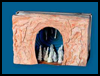 Deep Inside A Cavern Diorama Crafts Project for Children