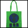 Earth Day Tote : Globe Geography Crafts Projects for Children