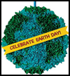 Tissue Paper Earth : Earth Crafts Activities for Kids