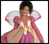 How to Create a Fairy or Princess Costume