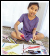Back-to-School Time Capsule Craft for Children