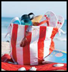 Waterproof   Beach Bag  : Souvenir Crafts Ideas for Children