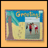 Photo   Frame Postcard    : Arts and Crafts Activities to Save Vacation Memories