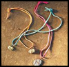 Rock   Necklaces    : Arts and Crafts Activities to Save Vacation Memories