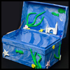 Ocean   Keepsake Box   : Crafts Ideas for Kids & Saving Vacations Memories
