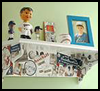 Memorabilia   Shelf   : Crafts Ideas for Kids & Saving Vacations Memories