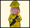Kiddie   Firefighter  : Fire Prevention Activities for Young Kids