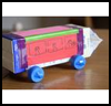 Fire   Truck Craft   : Fire Fighters Fire Engines Crafts Ideas
