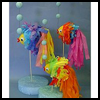 Fishies Swimmin in the Sea Craft Activity