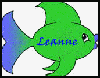 Fish   Name Tags  : Fish Crafts Ideas for Kids