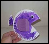 How   to Make an Easy Fish Craft for Preschoolers Using a Paper Plate