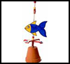 Fish   Weather Vane    : Underwater Crafts Projects with Fish