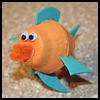 Make   This Easy Craft    : Underwater Crafts Projects with Fish