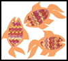 Good-luck   Goldfish   : Fish Crafts Activities for Children