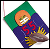 Complete    The Pass  : Football Crafts Ideas for Kids