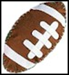 Football    Pillow   : Football Crafts Activities for Children