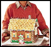 My    First Gingerbread House  : How to Make Gingerbread Houses for Children