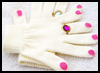 Glitzy    Gloves  : Crafts with Gloves and Mittens