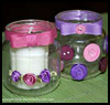 Votive   Candle Holder Craft