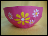 "Paper   Mache Bowl <span style=""line-height: 100%""> : Grandparents Day Crafts Activities Ideas</span>"