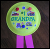 Grandparent   Award   : Grandparents Day Gifts Crafts Ideas for Children