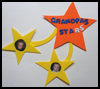 Star Photo Frame And Card