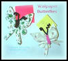 Wallpaper   Butterfly Note Holders