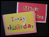 Card   Making for Preschoolers  : Grandparents Day Crafts for Kids