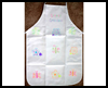 Groovy   Grandma Apron   : Grandparents Day Gifts Crafts Ideas for Children