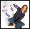 Bat   Mobile   : Halloween Bat Crafts Ideas for Children