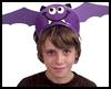 Bat<br />  Hat  : Halloween Bat Crafts for Kids