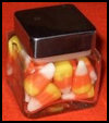 Candy   Corn Jar   : Candy Corn Crafts Ideas for Children