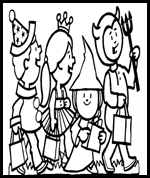 Freekidscoloringpages.net  : Halloween Coloring Pages