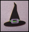 Hat   Pin   : How to Make a Halloween Pin for Children