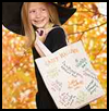 Treat   Bag Tradition   : Trick-or-Treat Bags Activities for Children