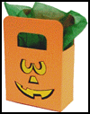 Halloween   Candy Boxes  : Halloween Treat Bags Craft Ideas for Kids